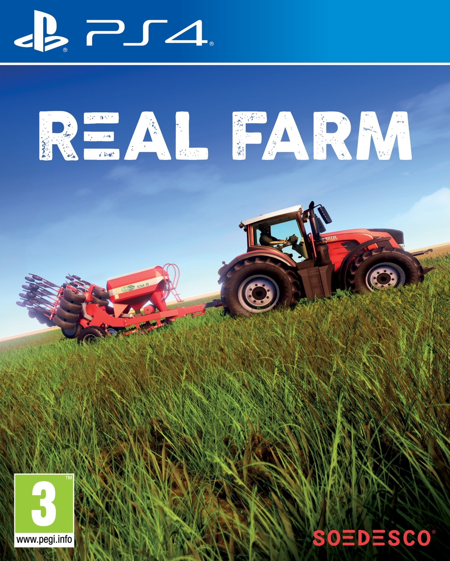 Real Farm PL (PS4)